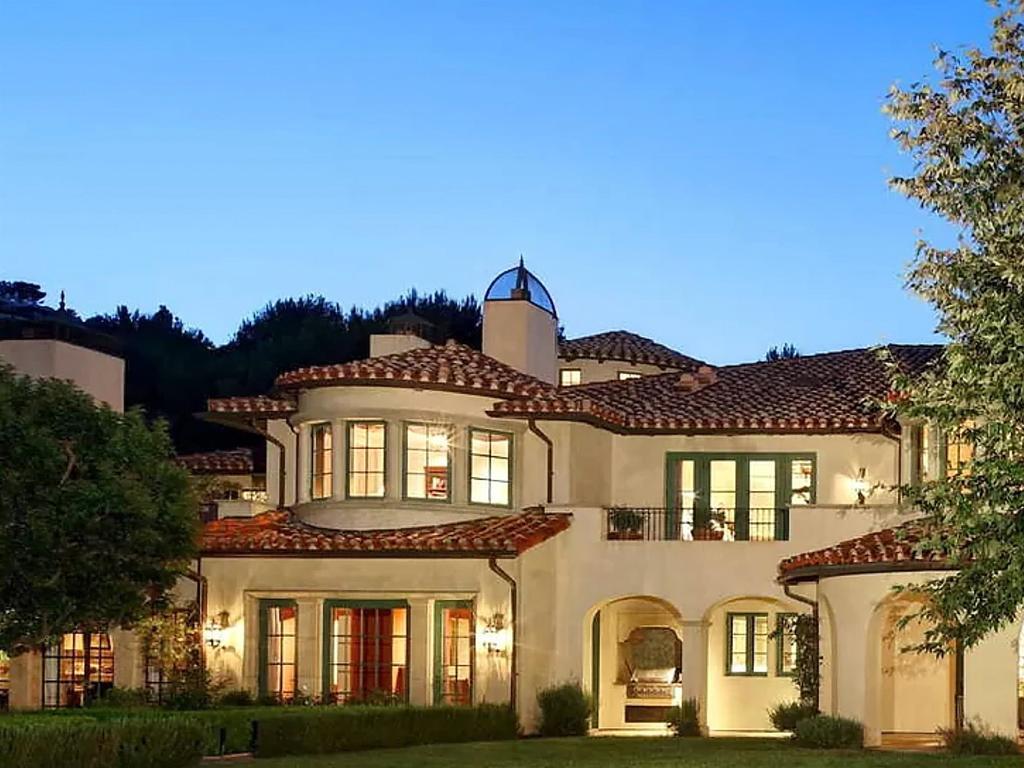 "Dwayne Johnson, ""The Rock"", has just splurged on a Beverly Hills mansion. Photo: BACKGRID Australia."
