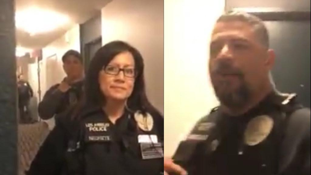 Airbnb guest surprised when SWAT team turn up with a warrant