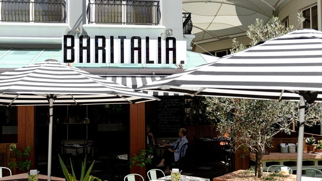 2/12Baritalia, Surfers Paradise, Nibble on charcuterie and salty, moreish antipasti, order a tart Negroni and watch the world go by at this Italian Surfers Paradise bolthole.  baritaliagoldcoast.com.au