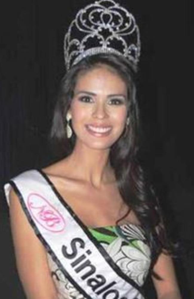 "Wife of Joaquin ""El Chapo"" Guzman — Emma Coronel Aispuro"