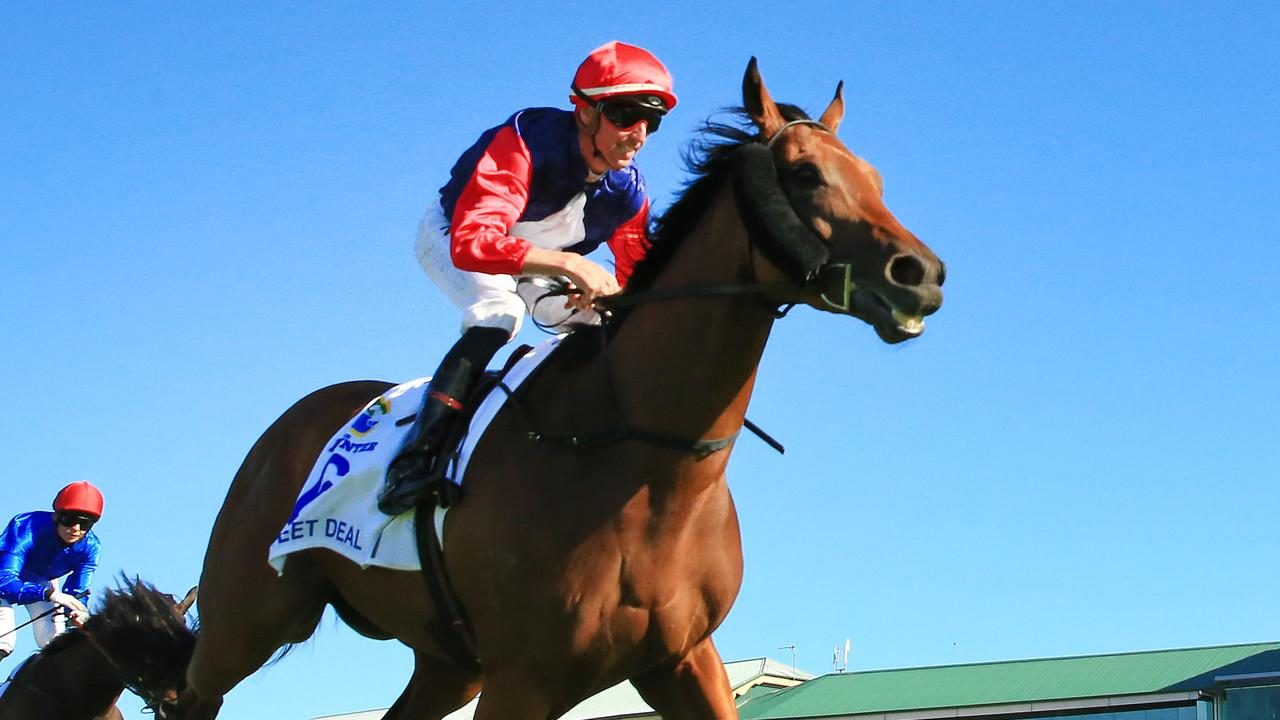 Newcastle Race Day - The Hunter