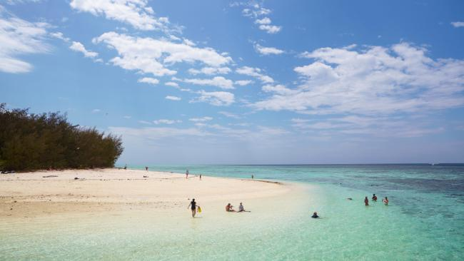 Best beaches in Australia? Heron Island, Queensland In the southern Great Barrier Reef, Heron Island beaches are a snorkeler's dream. Off the shore you can spot turtles, who nest on the beaches. It's also home to the Heron Island Resort, and is one of Australia's best islands. Picture: Tourism Australia