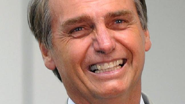 Brazilian congressman Jair Bolonsaro makes Donald Trump look tame by comparison. Credit: Agencia Brazil