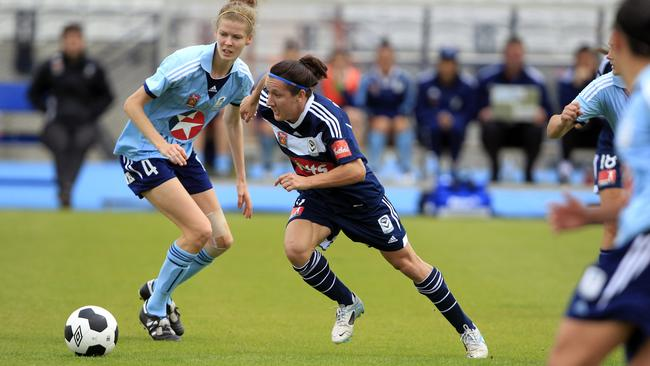 Matildas great returns to W-League