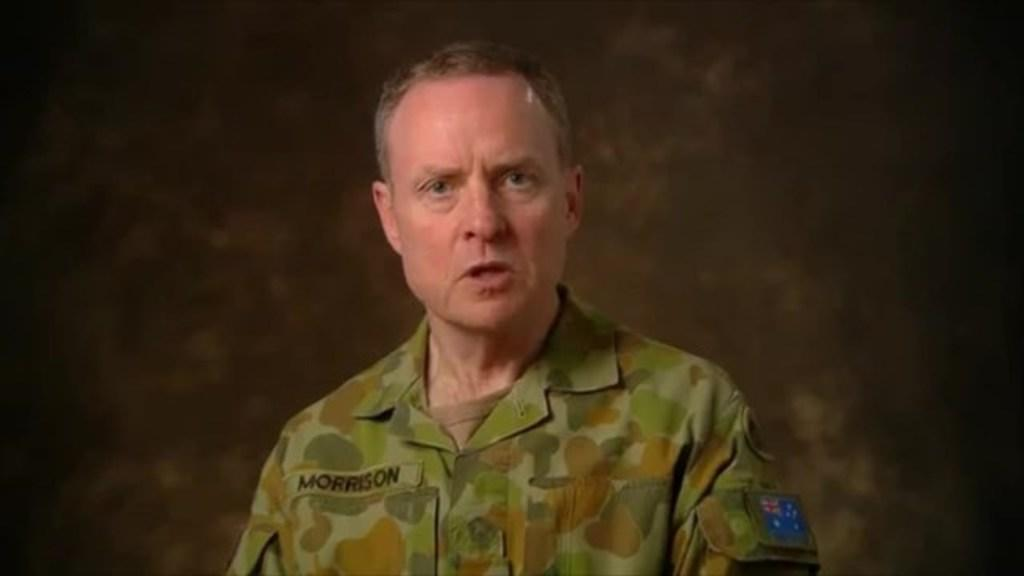Chief of Army message on sex scandal