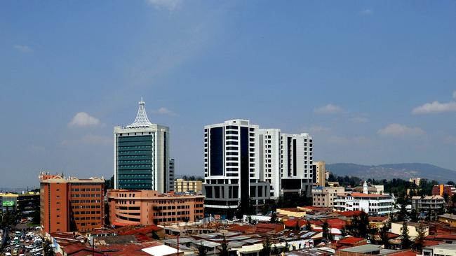 How Kigali became the capital of cool. Picture: Tamara Hinson