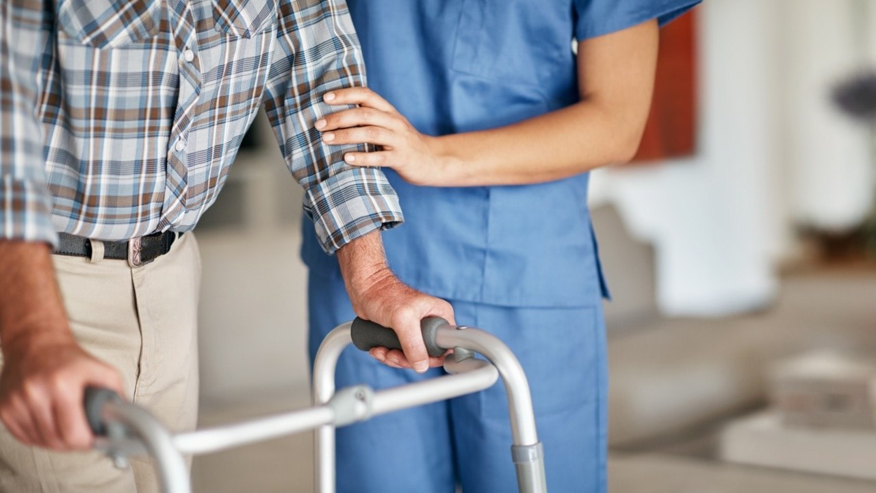 AMA 'very pleased' to see the government investing in aged care