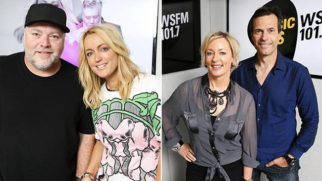 Kyle and Jackie O win radio ratings