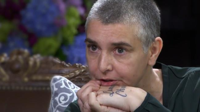 Dr Phil promo: Dr Phil steps in to help Sinead O'Connor