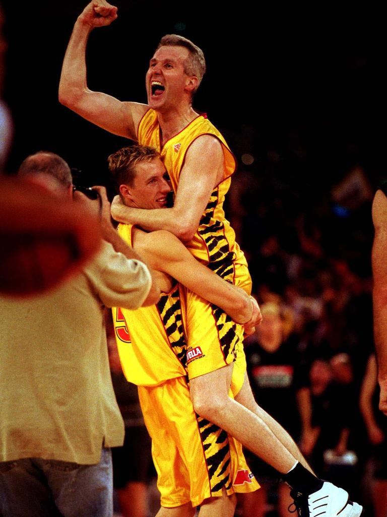 Goulding could follow in the footsteps of Andrew Gaze.