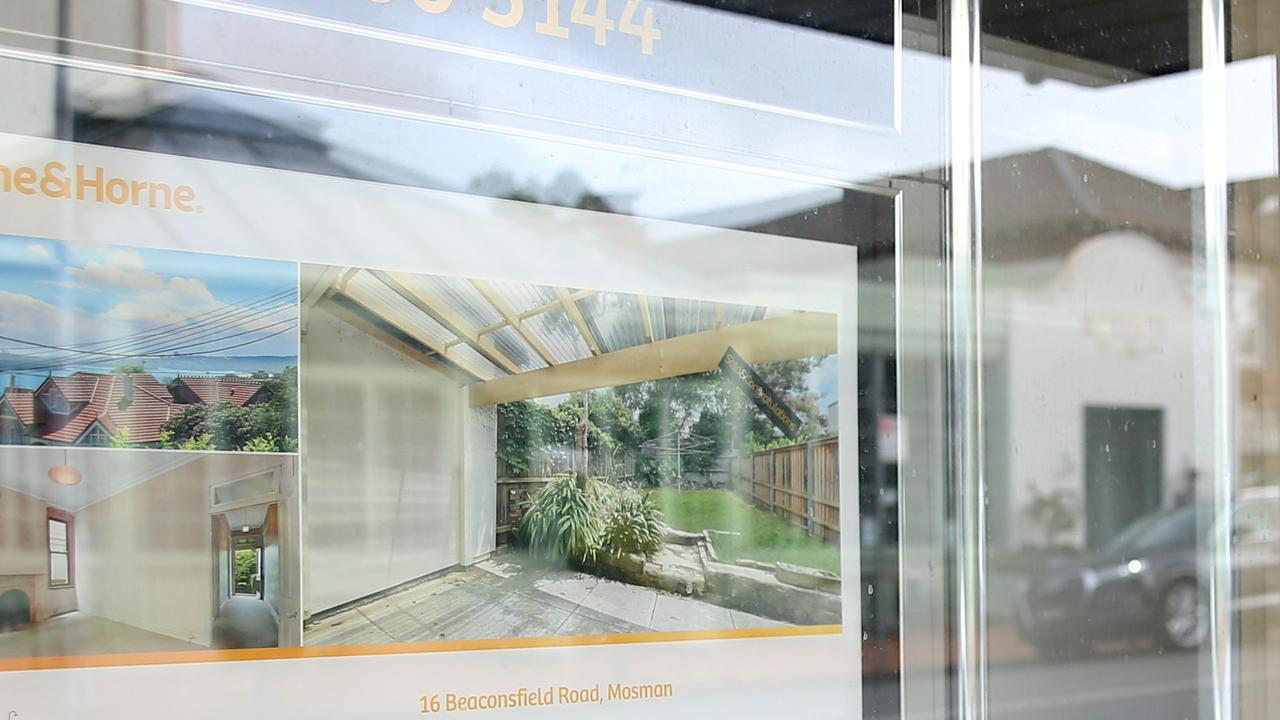 Mr Frydenberg said APRA had a range of tools available to ensure 'targeted and timely adjustments' to the home loans system. Picture: NCA NewsWire / Nikki Short