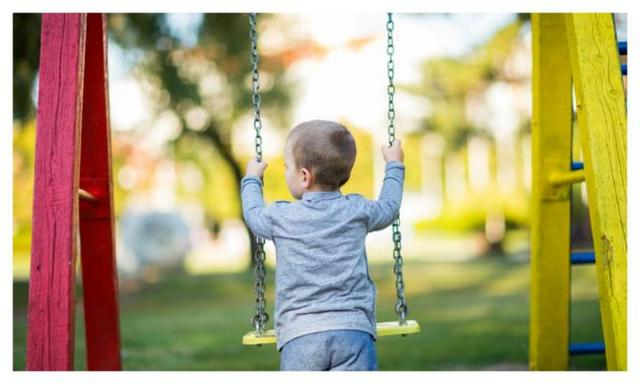 'To the stranger who humiliated my young son at the playground'