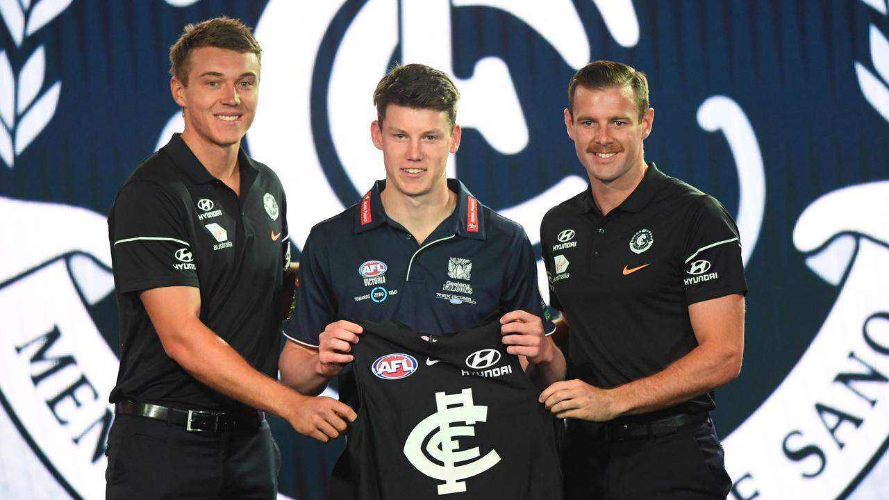AFL Draft 2019: Full indicative national draft order after Round 23, when does every team pick?