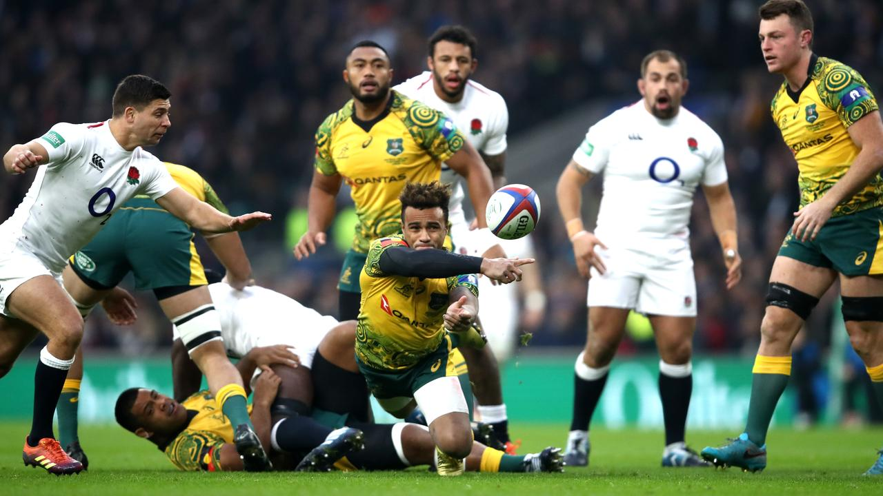 Everything you need to know about the Rugby World Cup quarter-finals
