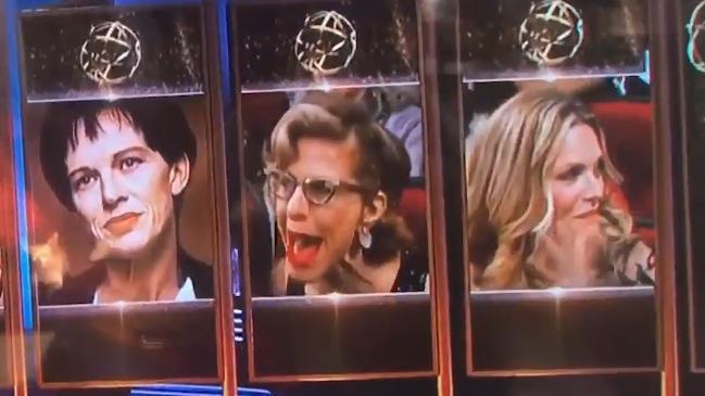 Emmy loser's hilarious dummy spit
