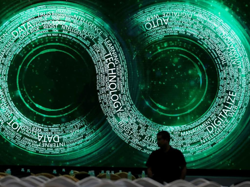 It came as dozens of US companies and government agencies were targeted by Iranian and Russian hackers. Picture: Jason Lee/Reuters