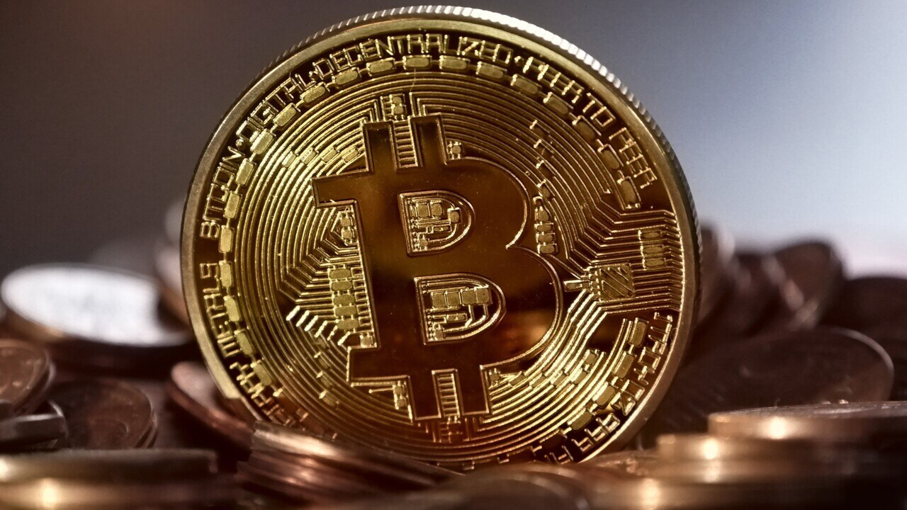 Bitcoin allows the public to 'take control of our wealth and our money'
