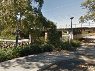 The woman's body was found at Kalinga Park, near Toombul train station. Source: Google