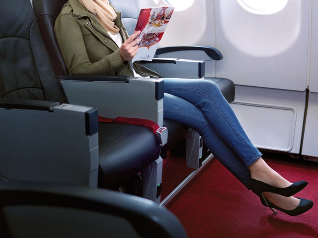 The Hot Seats Picture: AirAsia