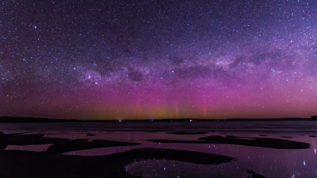 5. Forget the Arctic Circle, chase the Southern Lights While global travellers flock to the Arctic regions to see the Northern Lights, or Aurora Borealis, the somewhat elusive Southern Lights, or Aurora Australis, tend to fly under the radar. Tasmania is one of the few places in the world that witnesses the majestic Southern Lights – when the conditions are right. Though the lights can be spotted year-round, you're most likely to witness the spectacle in winter, from a remote southern location with low light pollution and cloud, and with a broad, uninterrupted view south. Picture: Tourism Tasmania
