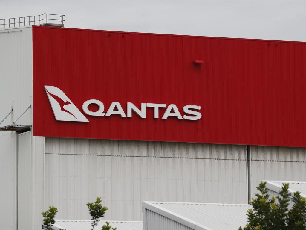 Qantas has defended its pre-flight testing. Picture: NCA NewsWire / David Swift
