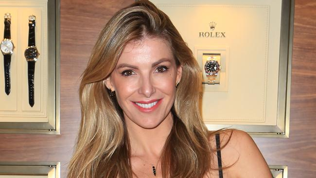 TV personality Laura Csortan is a regular at the clinic.