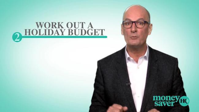 Taking money on holidays