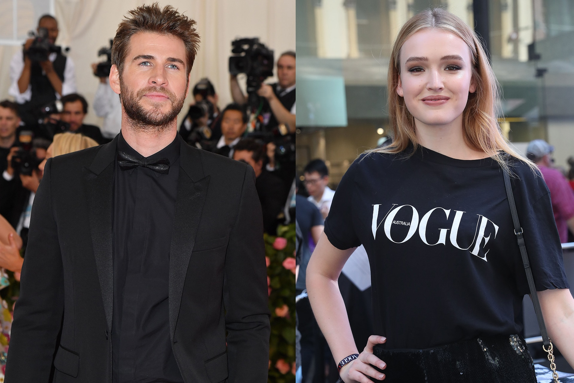 Is Liam Hemsworth dating Australian actor Maddison Brown?