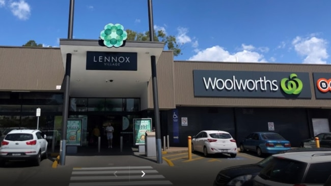 Both cases had visited the Lennox Village Shopping Centre on Saturday. Picture: Google Maps