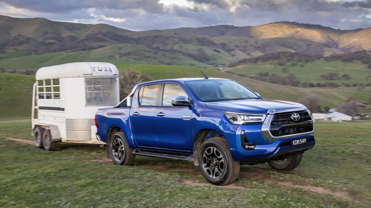There are more than 30 HiLux variants.