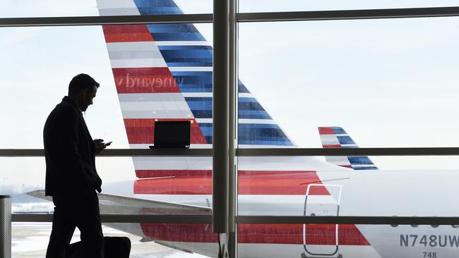 American Airlines is the second US airline (after Delta) to introduce basic economy class, which is designed for passengers who want simple, low-cost travel, the airline said. Picture: AP/Susan Walsh, File