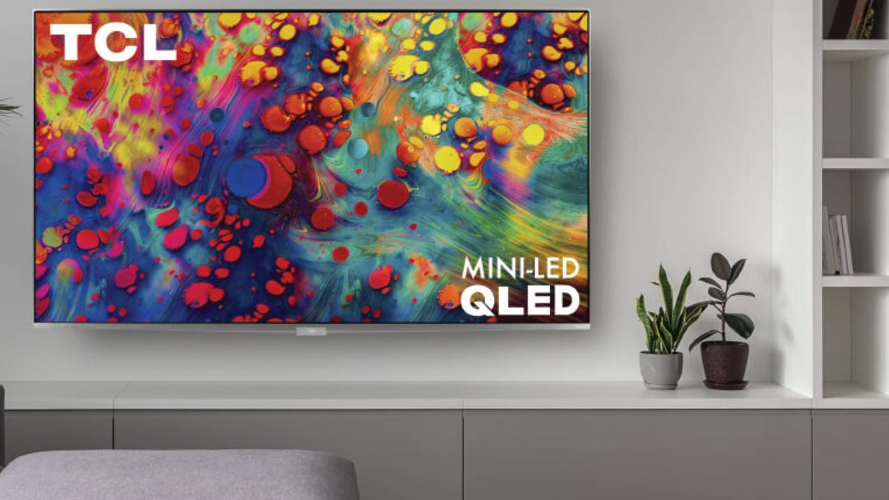 TCL is on its third-generation of mini LED televisions.