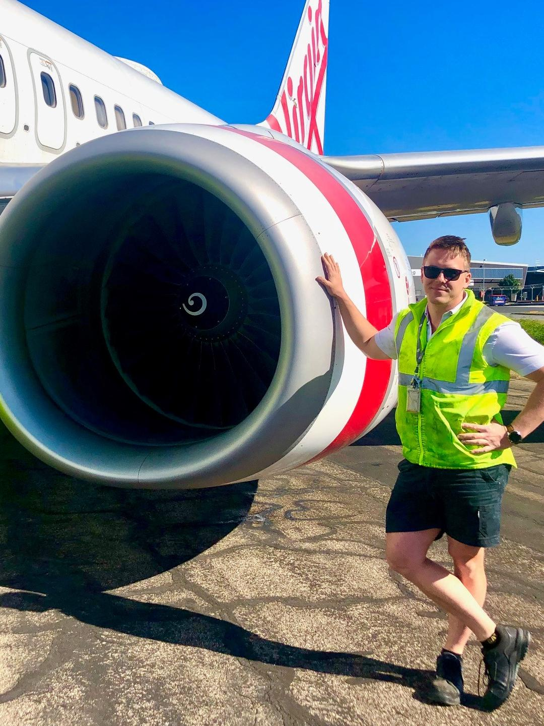 Virgin Australia is 'waking up' its planes as domestic flights pick up. Picture: Virgin AustraliaVirgin Australia is 'waking up' its planes as domestic flights pick up. Picture: Virgin Australia