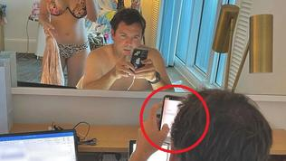 Jamie Lynn's husband caught checking out Britney's Instagram