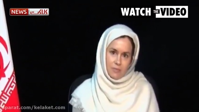 Propaganda video linked to Iran published about Kylie Moore-Gilbert