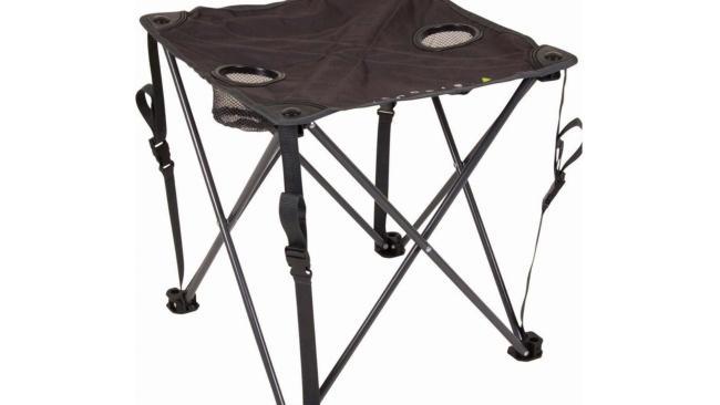 Wanderer Quad Fold Table.
