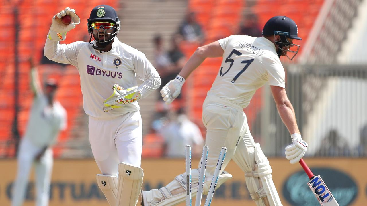 England's batsmen have been savaged by former captains Michael Vaughan and Mike Atherton. Photo: Getty Images
