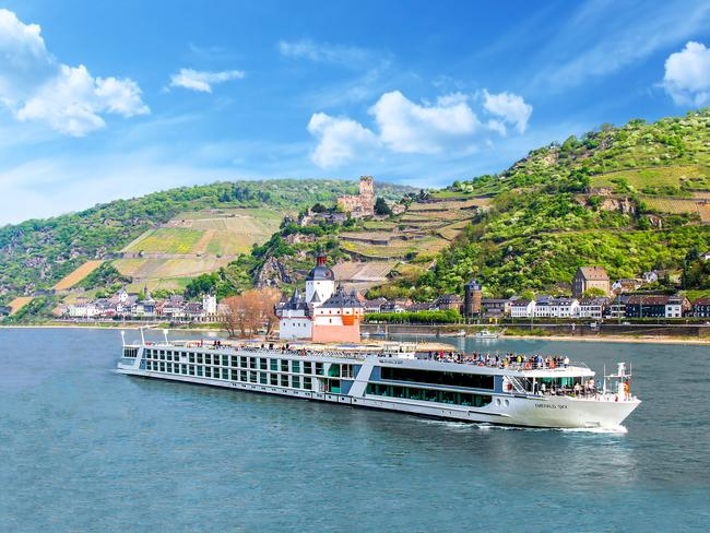 32. GET ONBOARD A EUROPEAN RIVER CRUISE Take a voyage from Amsterdam to Budapest onboard a luxury European cruise ship along the Danube River. Soak up all the creature comforts of your floating hotel while lapping up the passing scenery and stopping for shore excursions along the way.   WORLD'S BEST RIVER CRUISES