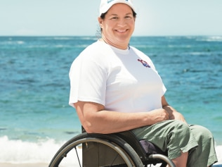 The trailblazer is an Olympic champion and now coach for Tokyo 2020. Image: Supplied