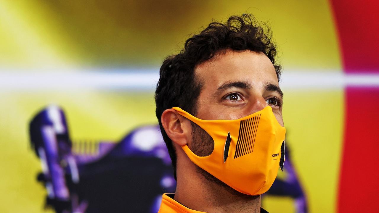 Daniel Ricciardo will reach a milestone race this weekend.