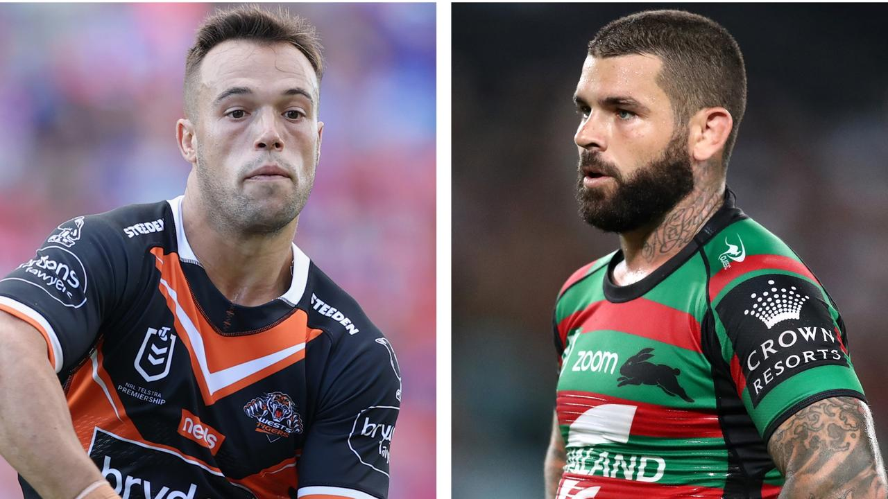 Luke Brooks and Adam Reynolds could swap clubs, under a proposal from a rugby league legend.