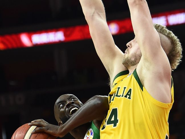 FIBA World Cup basketball scores: Australia Boomers defeat