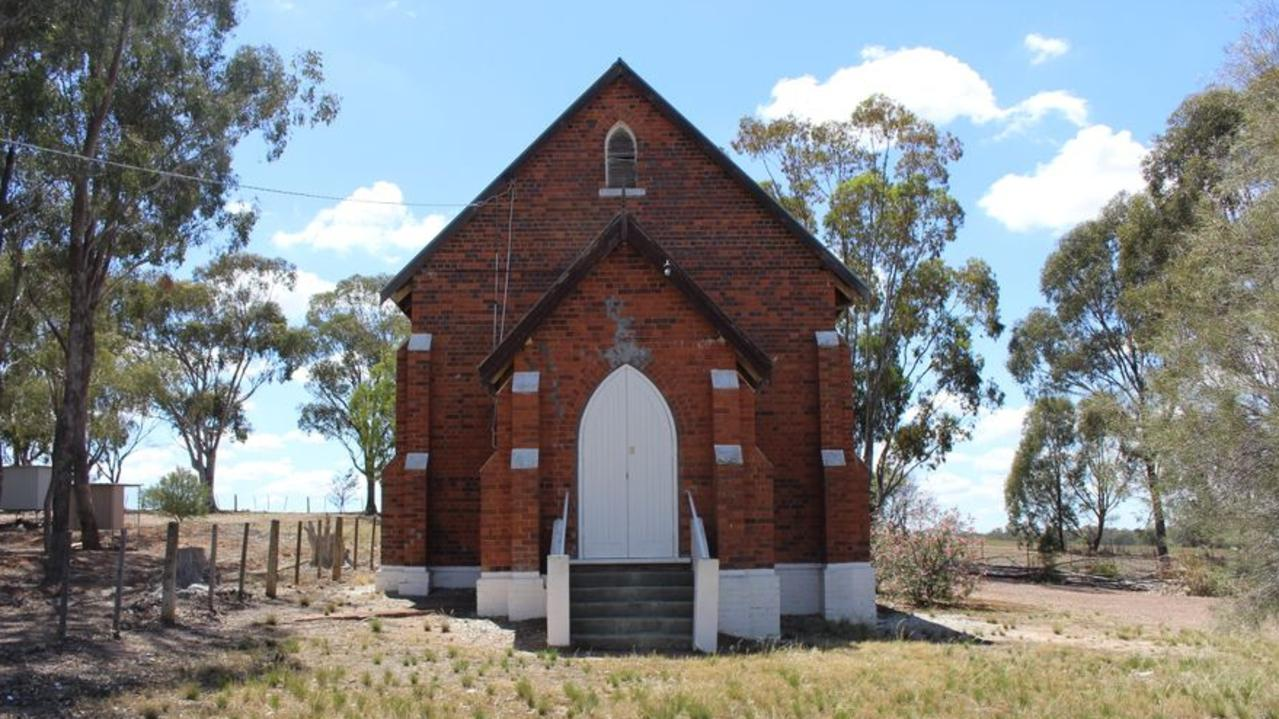 The former Uniting Church at 5 Barr St, Tungamah, sold for an unexpected premium.