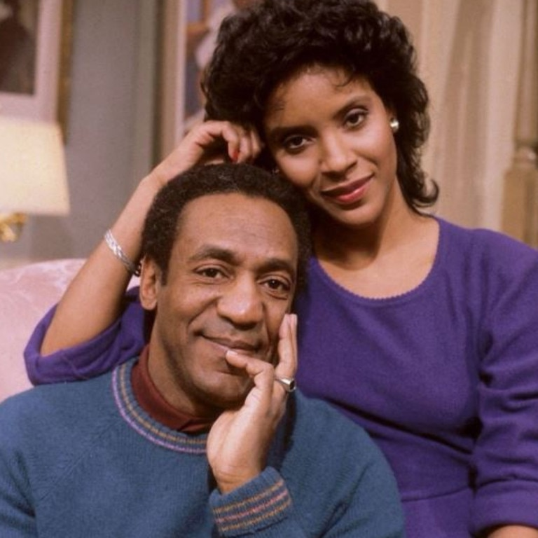 Bill Cosby and Phylicia Rashad played husband and wife on The Cosby Show and then Cosby.