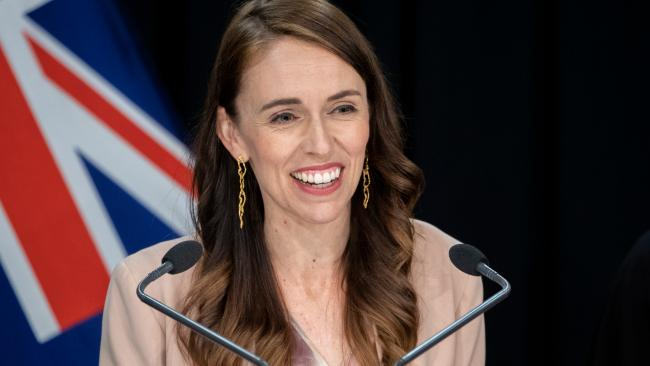 Jacinda Ardern met with NZ's cabinet today to approve the AU-NZ travel bubble.