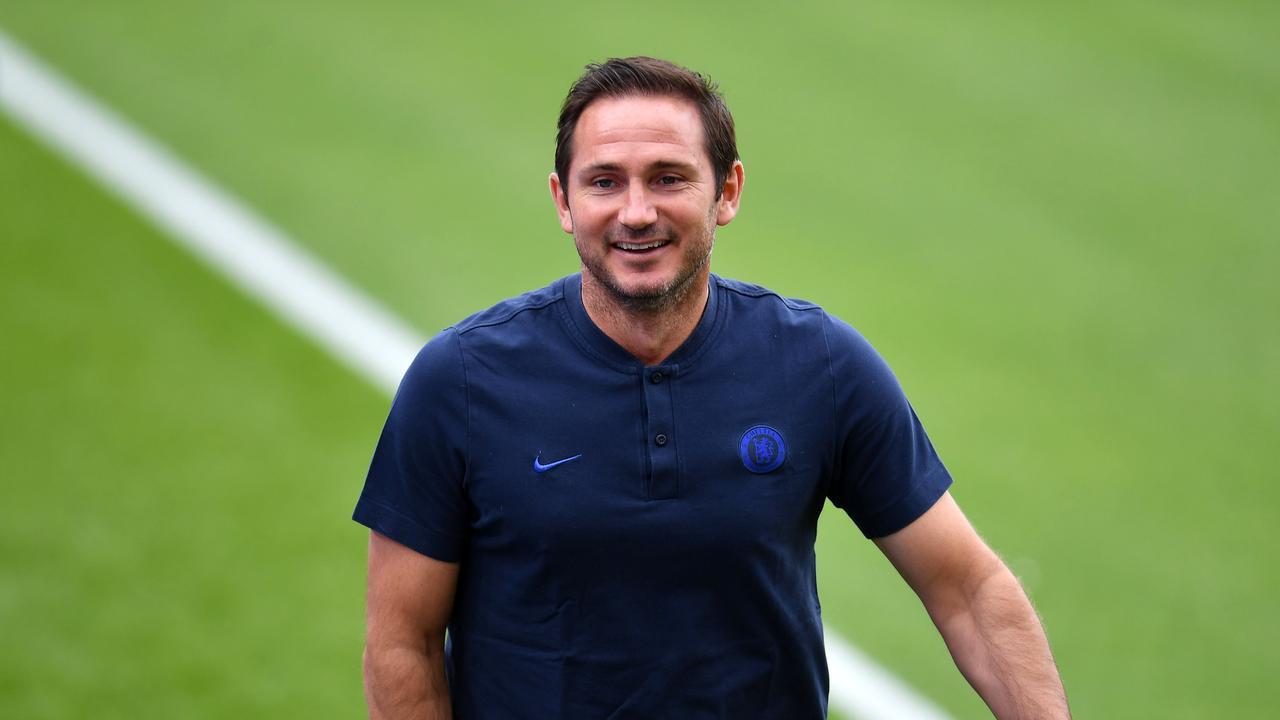 "Frank Lampard claimed he ""learned one million things,"" in his debut season as Chelsea boss."