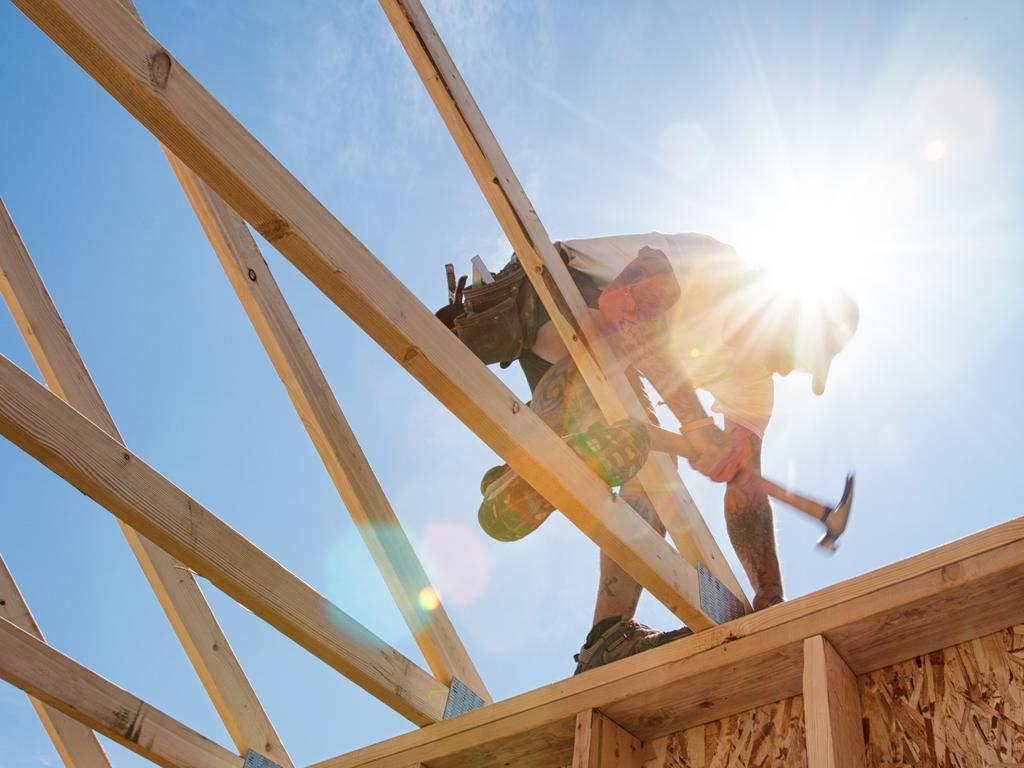 Construction workers die from suicide six times more than in incidents.