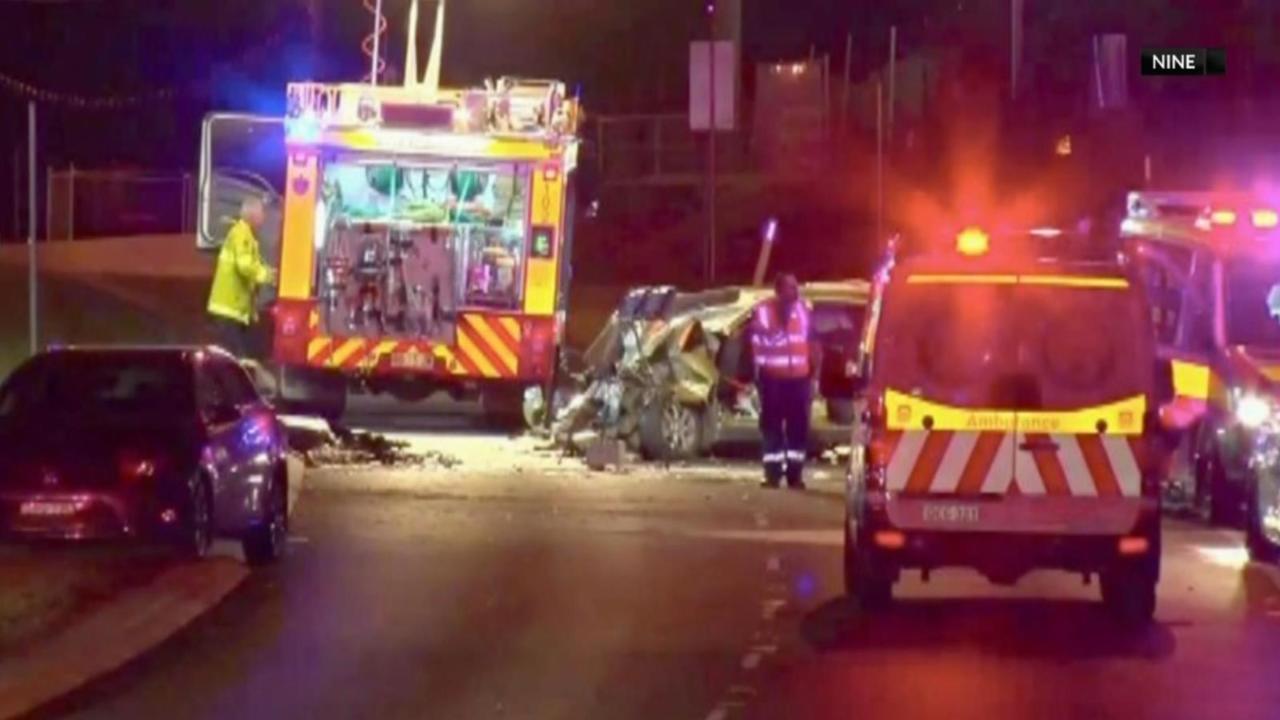 Two women and unborn baby die in Sydney car crash