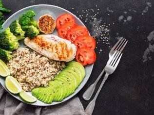 The CSIRO diet focuses on balance. Image: iStock.