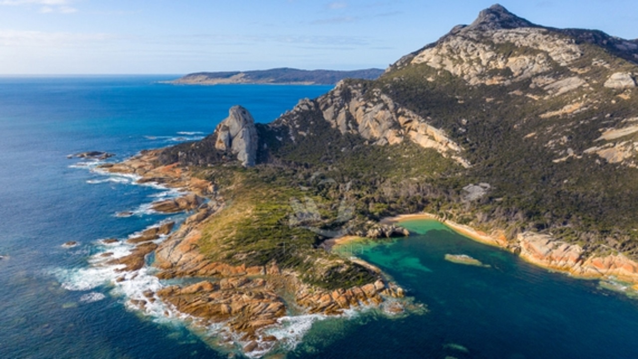 Flinders Island is accessible by small plane or ferry. Picture: Tourism Tasmania